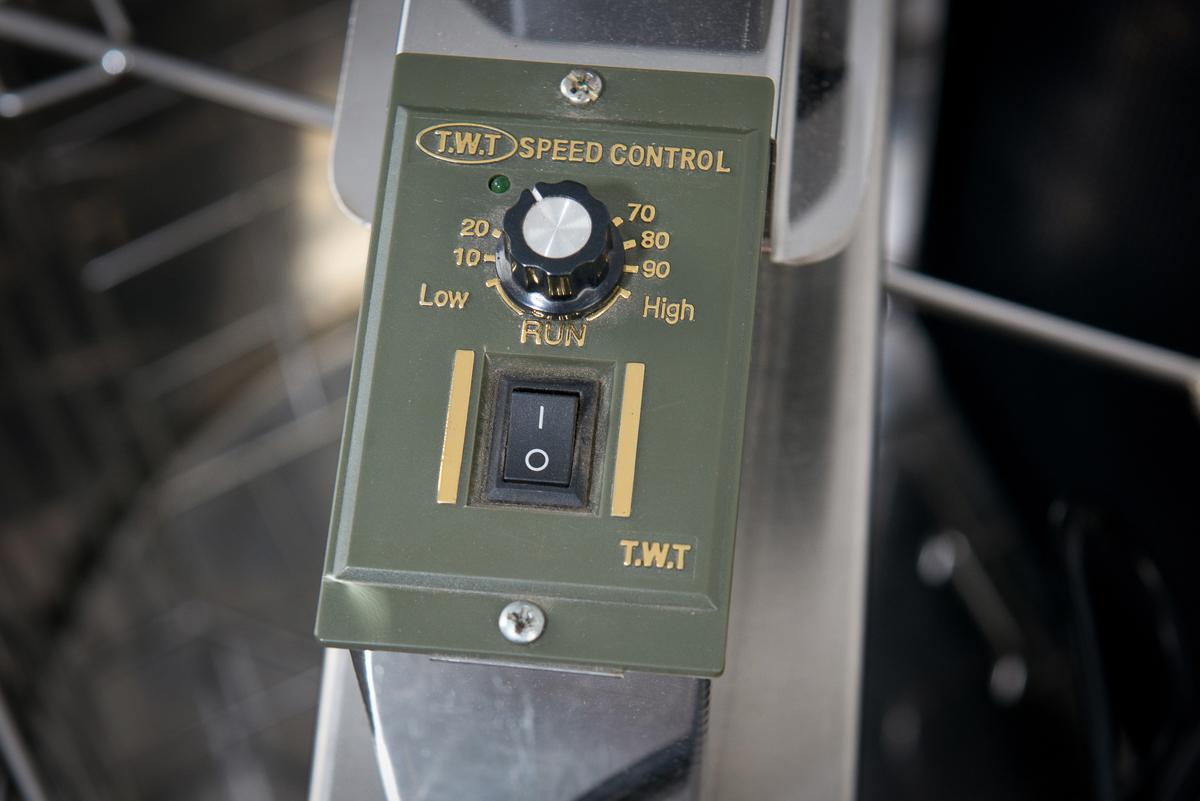 4 Frame Electric Honey Extractor Nuplas Apiarist
